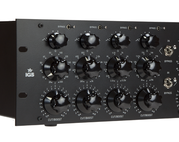 iQ  Inductor Equalizer - IGS Audio