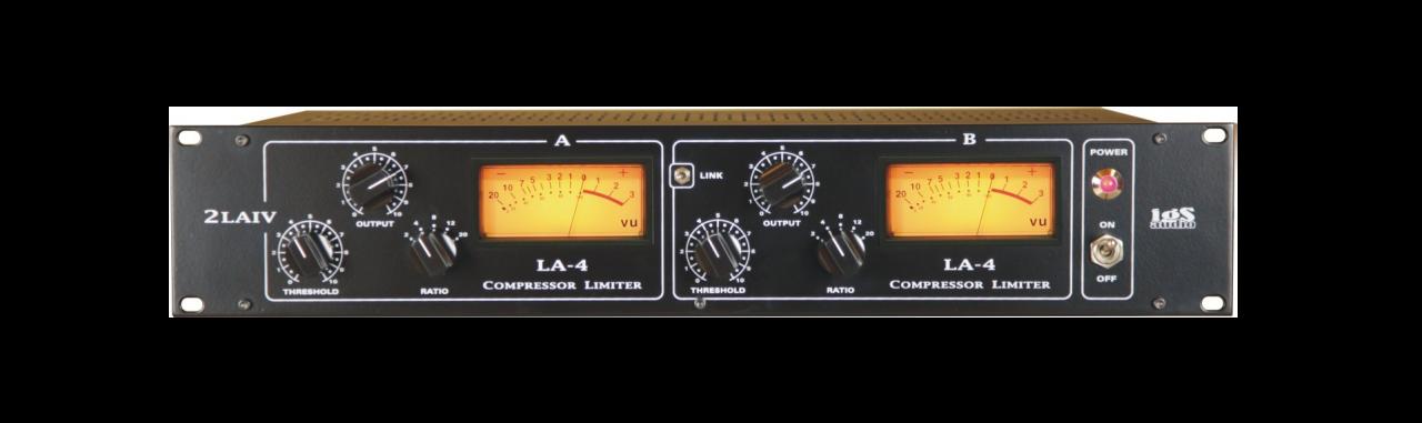 2LAIV Compressor Limiter - IGS Audio